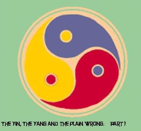 the yin yang school essay In yin-yang, the theory of taoism, the males and females are equally important, they are equal partners women in taoism enjoyed a great deal of autonomy, and they can become the taoist priestesses or nuns.